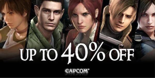 Toda la saga Resident Evil con descuento en Nintendo Switch