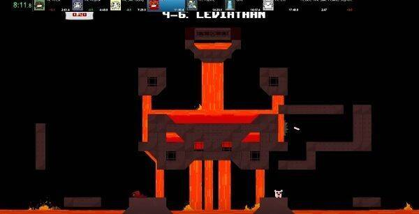Baten el récord 'speedrun' en Super Meat Boy durante los Awesome Games Done Quick 2017