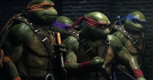 Las Tortugas Ninja se unen a la lucha de Injustice 2 para todos los jugadores