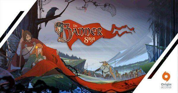 The Banner Saga llegará a Origin Access el 5 de abril