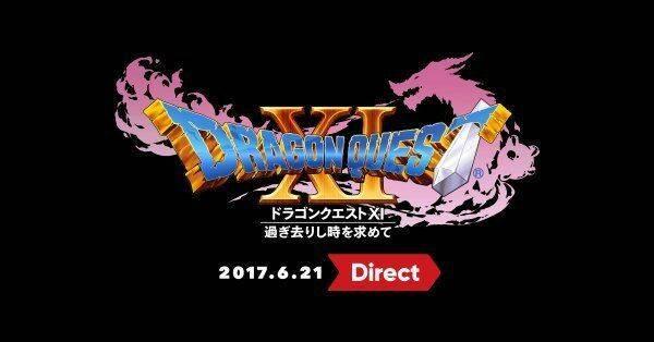 Anunciado un Nintendo Direct dedicado a Dragon Quest XI en Nintendo 3DS