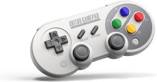 Los mandos estilo SNES para Switch de 8Bitdo ya pueden reservarse