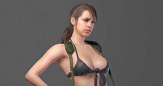 Nuevas imágenes y vídeo de Metal Gear Solid V