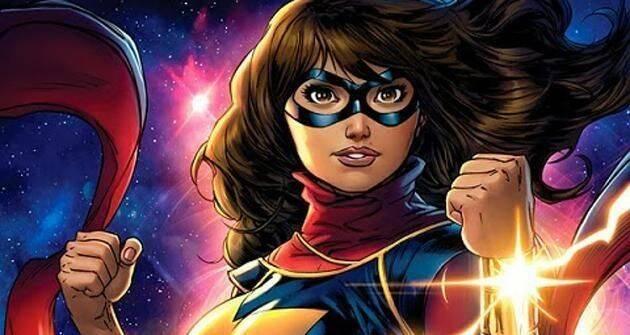 Marvel's Avengers podría contar con Ms. Marvel entre sus personajes