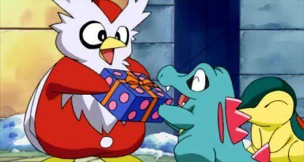 Pokémon GO filtra por error algunos detalles su evento de Navidad