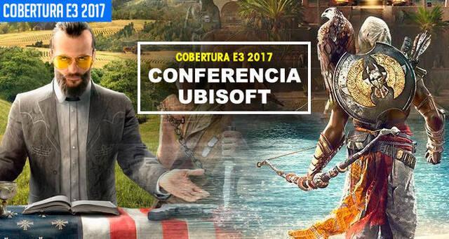 Resumen: Miyamoto y Beyond Good & Evil 2 impulsan a Ubisoft en el E3 2017