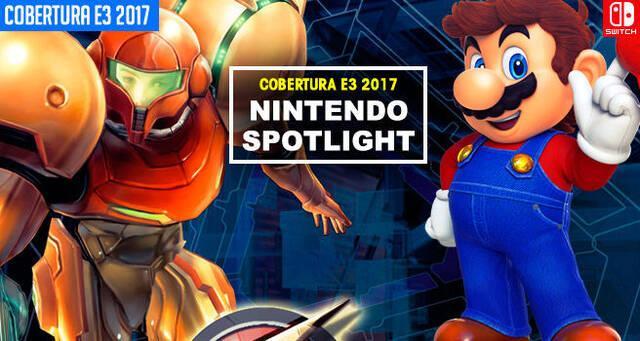 Resumen: Nintendo sorprende el E3 2017 con Mario, Rocket League y Metroid