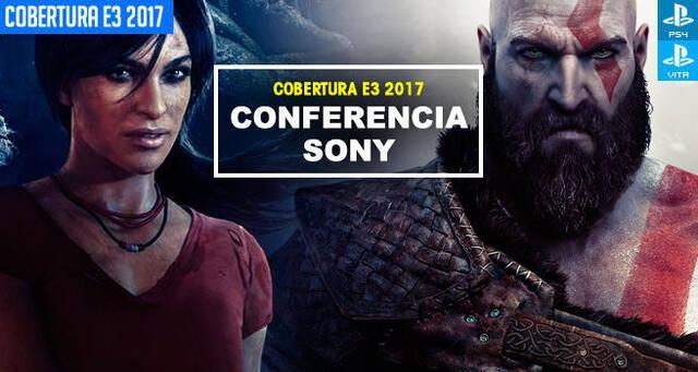 Resumen: Pocas novedades en la breve conferencia de Sony en el E3 2017