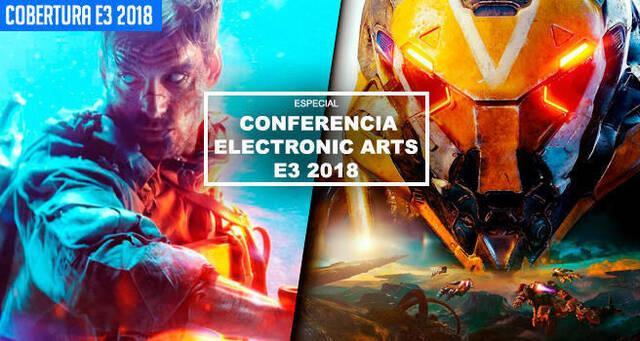 E3 2018: Resumen conferencia de EA: Un inicio descafeinado con pocas sorpresas