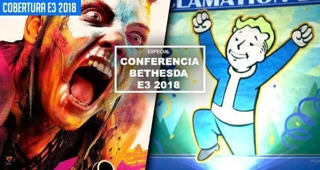 E3 2018: Resumen Bethesda: The Elder Scrolls VI corona una conferencia llena de hype