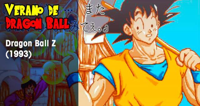 Verano de Dragon Ball: Dragon Ball Z Arcade