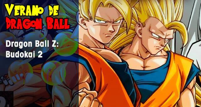 Verano de Dragon Ball: Dragon Ball Z Budokai 2