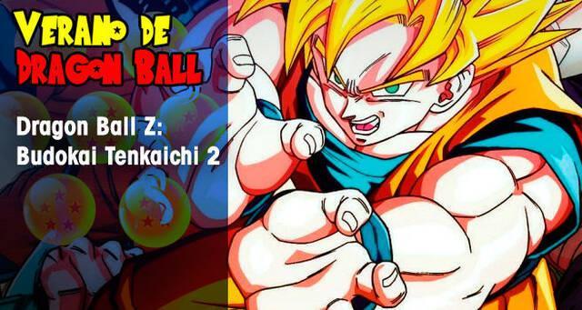 Verano de Dragon Ball: Dragon Ball Z Budokai Tenkaichi 2