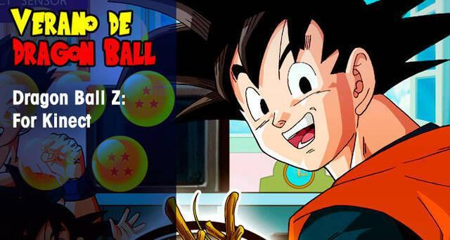 Verano de Dragon Ball: Dragon Ball Z: For Kinect