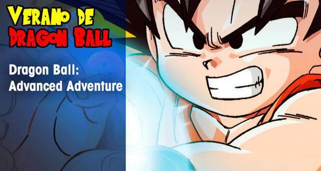 Verano de Dragon Ball: Dragon Ball: Advanced Adventure (2004)