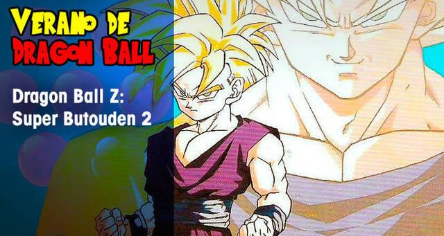Verano de Dragon Ball: Dragon Ball Z: Super Butōden 2