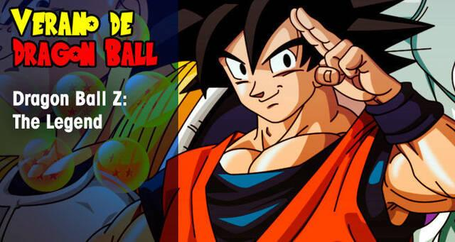 Verano de Dragon Ball: Dragon Ball Z: The Legend