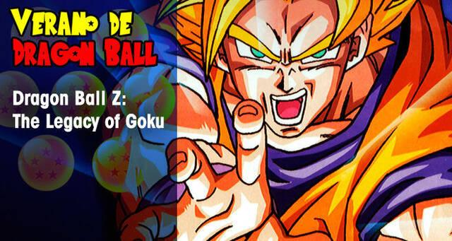 Verano de Dragon Ball: Dragon Ball Z: The Legacy of Goku