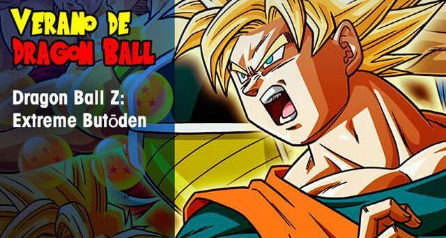 Verano de Dragon Ball: Dragon Ball Z: Extreme Butōden