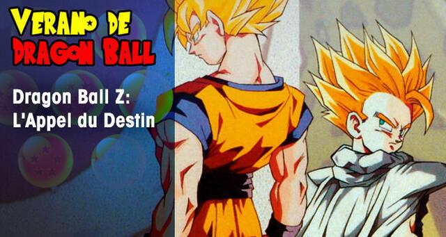 Verano de Dragon Ball: Dragon Ball Z L'Appel du Destin