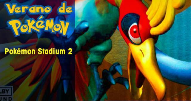 Verano de Pokémon: Pokémon Stadium 2