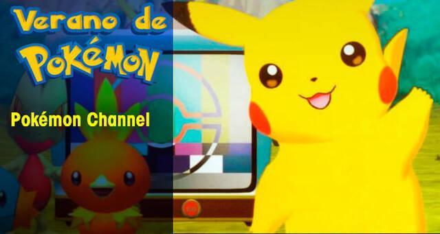 Verano de Pokémon: Pokémon Channel