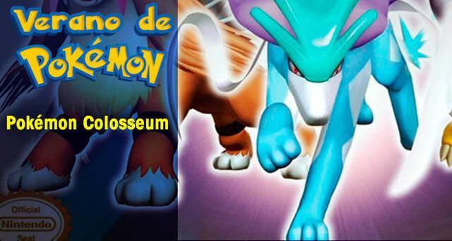 Verano de Pokémon: Pokémon Colosseum