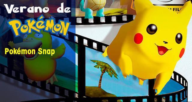 Verano de Pokémon: Pokémon Snap