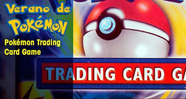 Verano de Pokémon: Pokémon Trading Card Game