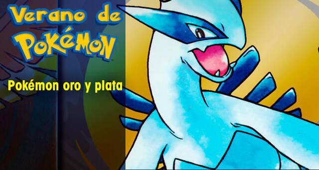 Verano de Pokémon: Pokemon Oro y Plata