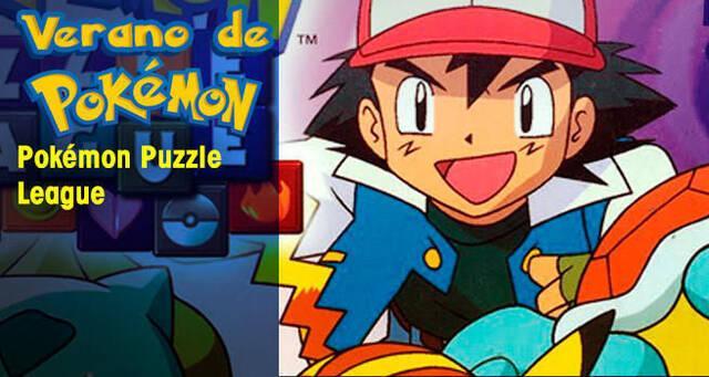 Verano de Pokémon: Pokémon Puzzle League