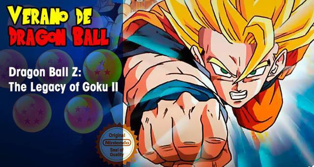 Verano de Dragon Ball: Dragon Ball Z: The Legacy of Goku II