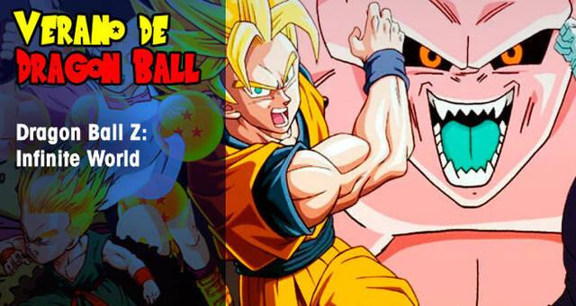 Verano de Dragon Ball: Dragon Ball Z Infinite World