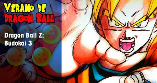 Verano de Dragon Ball: Dragon Ball Z Budokai 3