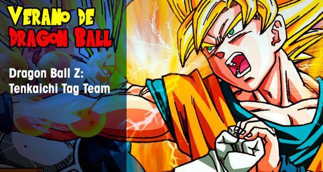 Verano de Dragon Ball: Dragon Ball Z Tenkaichi Tag Team