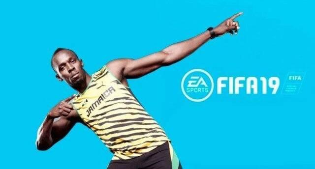 Usain Bolt será un nuevo fichaje de FIFA 19