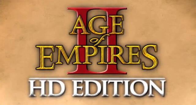 Anunciado Age of Empires II HD Edition