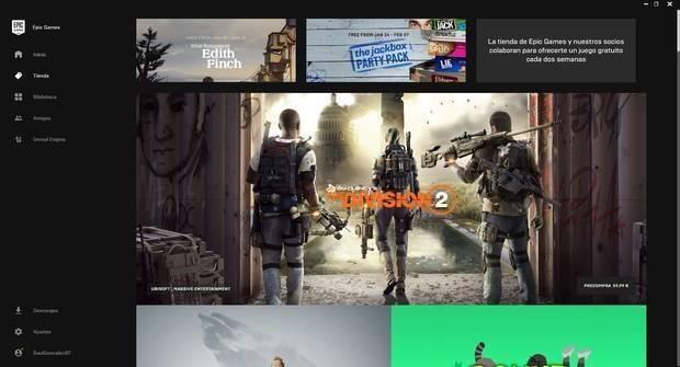 Epic Store: 'La forma de vencer a Steam es con exclusivos y buenos precios'