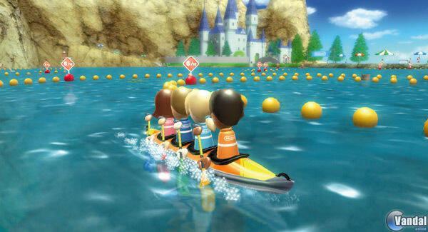 E3: Desvelados más deportes de Wii Sports Resort