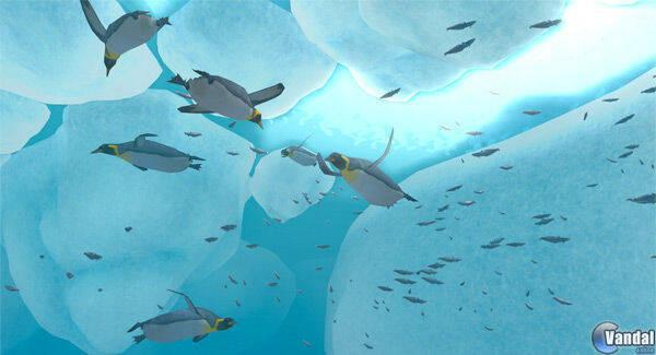 E3: Nuevas imágenes y primer vídeo de Endless Ocean 2