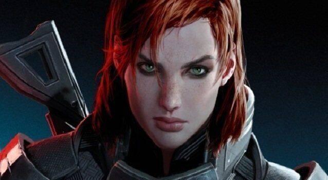 Shepard de Mass Effect fue concebido inicialmente como una mujer