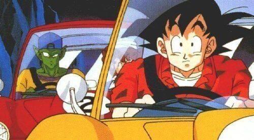 Goku y Piccolo aprenderán a conducir en Dragon Ball Z: Kakarot