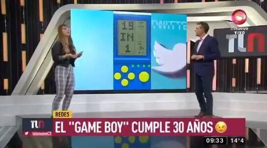 Confunden la mítica Game Boy con una consola clónica en un programa de TV