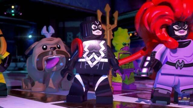 LEGO Marvel Super Heroes 2 muestra a Los Inhumanos en su último tráiler