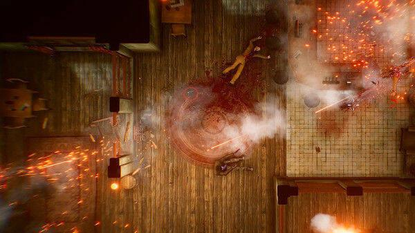 The Hong Kong Massacre llegará el 22 de enero a PS4 y PC