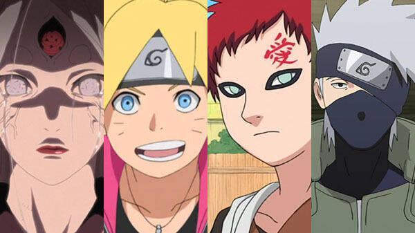 Jump Force suma nuevos personajes de Naruto