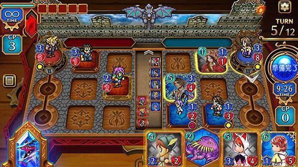 Anunciado Final Fantasy Digital Card Game para smartphones y PC en Japón