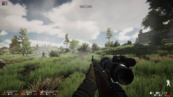 Freeman: Guerrilla Warfare, un shooter sandbox de estrategia, ya disponible en PC