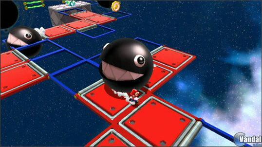 Nuevas imágenes de Super Mario Galaxy 2