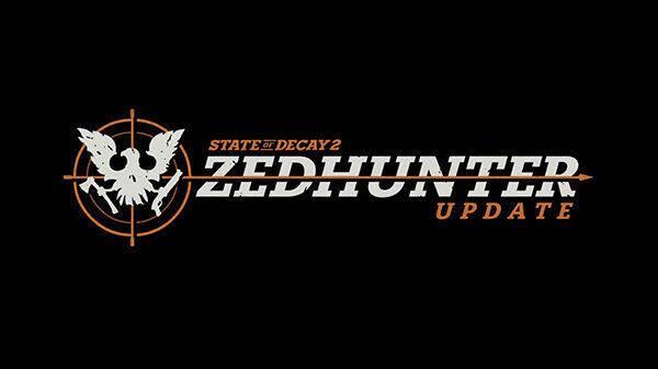 State of Decay 2 presenta una nueva actualización: Zedhunter